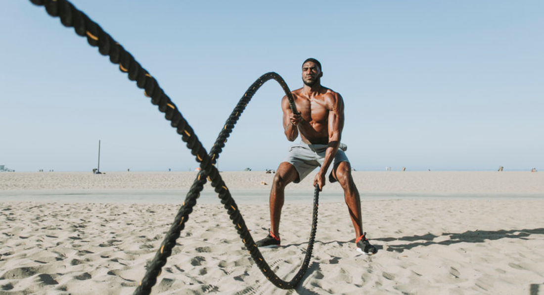 Study Finds That Strength Training Burns Fat