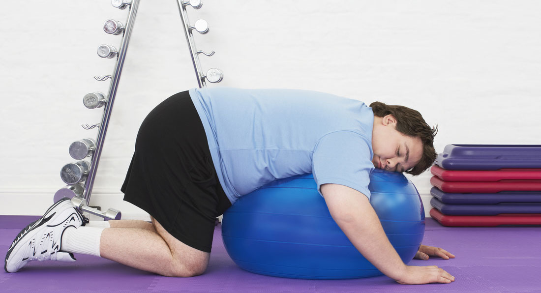 The Trouble with Home Gyms