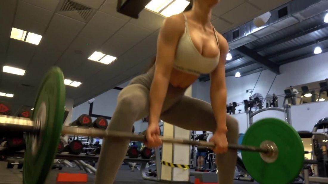 Top 5 LA Muscle® Female bodybuilders