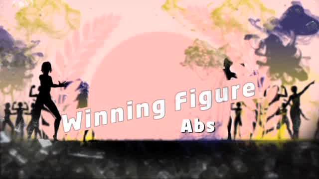 Winning Figure-Abs