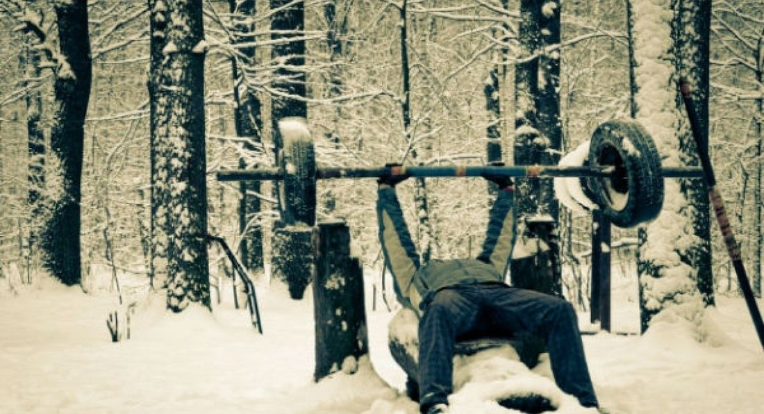 5 Benefits To Training In The Cold