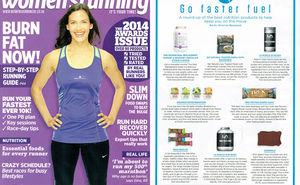 Women's Running Magazine - Go Faster Fuel