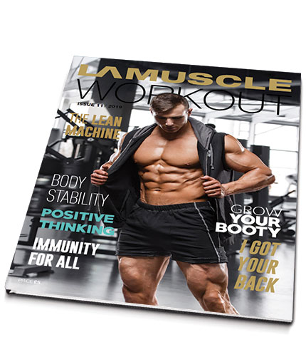 Workout Magazine Issue 11