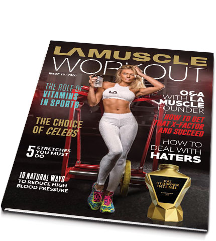 Workout Magazine Issue 12