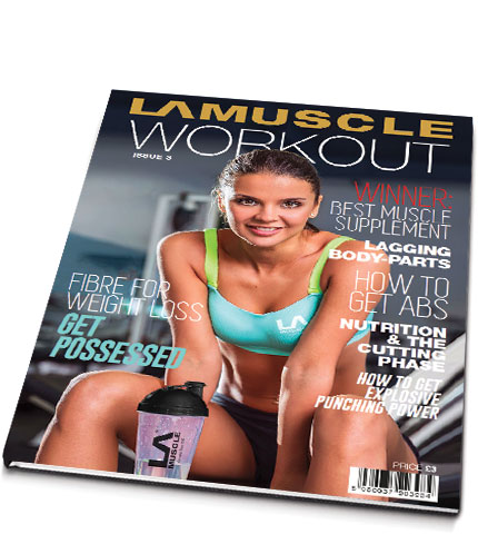 Workout Magazine Issue 3