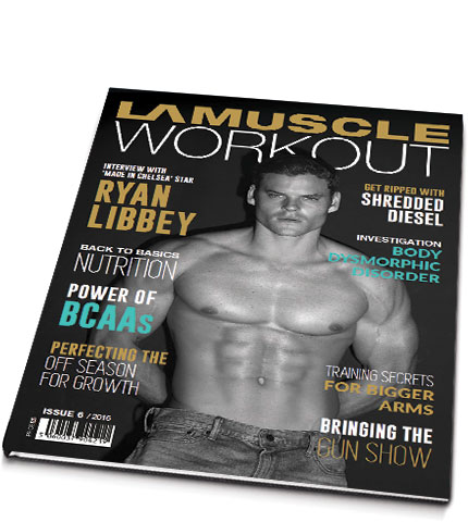 Workout Magazine Issue 6