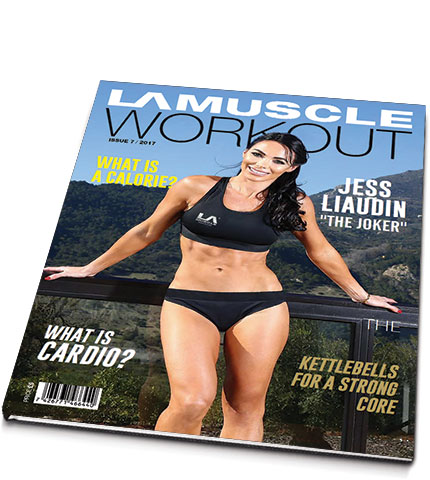 Workout Magazine Issue 7