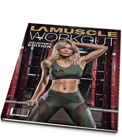Workout Magazine Issue 9
