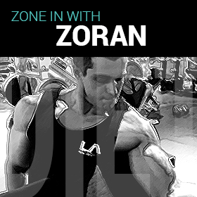 Zone In With Zoran