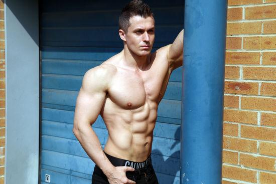 Zoran Tot Fitness Star